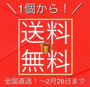 送料無料1個から全国直送!〜2/28迄 伊豆グルメ徳造丸