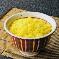 東伊豆伝統の郷土料理「黄飯御飯」徳造丸